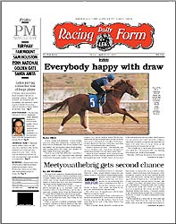 Horse Racing Form